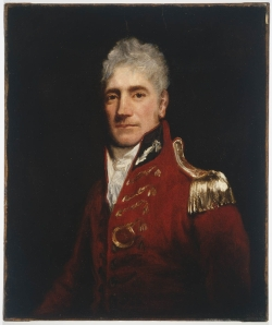 Despite pleads with settlers, Governor Macquarie was unable to stop the violence that would lead to the Frontiers War.