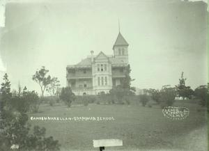 Studley Park when it was known as Camden Narellan Grammar School.