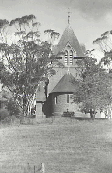 St James' Church, Menangle. Copyright: Camden Historical Society.