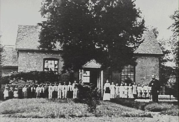 Heber Chapel School Cobbitty, 1868. Copyright: Camden Historical Society